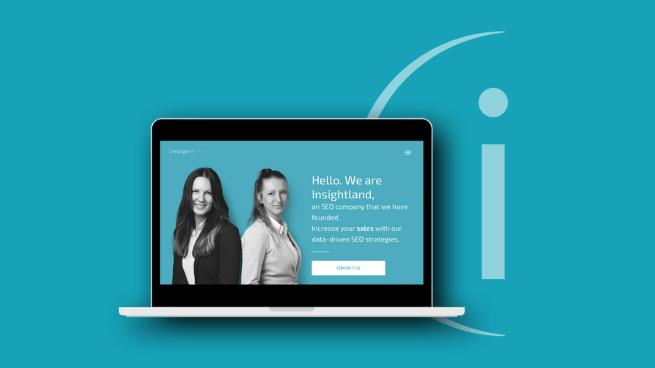 Insightland SEO Website
