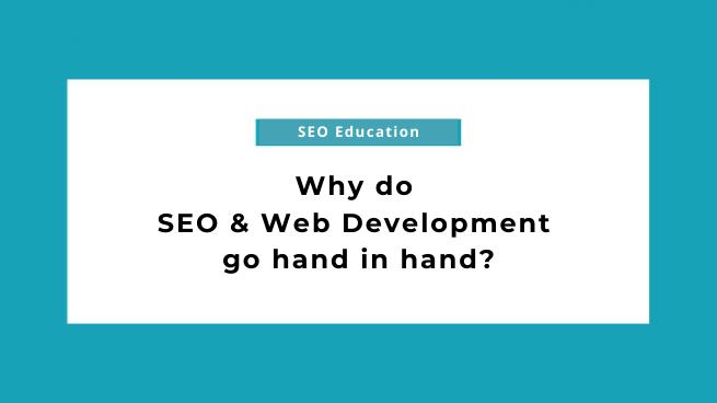 web development & SEO